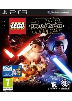Игра LEGO Star Wars: The Force Awakens (PS3)