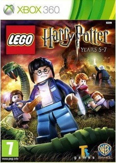 Игра LEGO Harry Potter: Years 5-7 (Xbox 360)