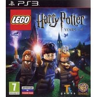 Игра LEGO Harry Potter: Years 1-4 (PS3)