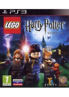 Игра LEGO Harry Potter: Years 1-4 (PS3)