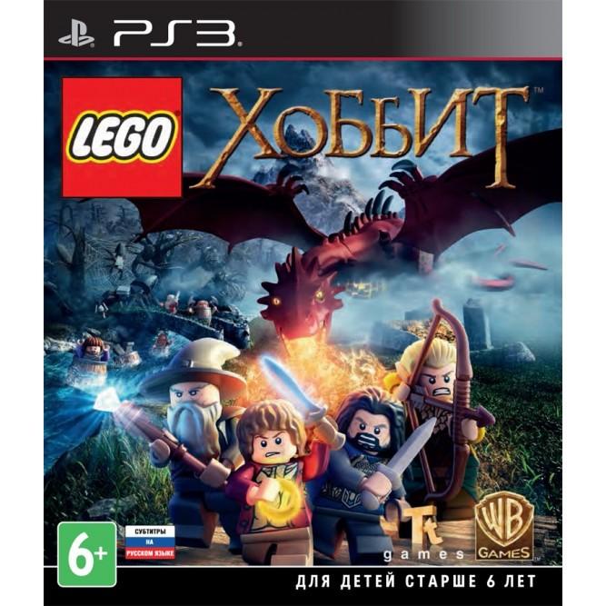 Игра LEGO The Hobbit (LEGO Хоббит) (PS3) б/у (rus sub)