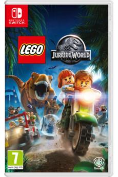 Игра LEGO Мир Юрского Периода (Nintendo Switch) (rus)