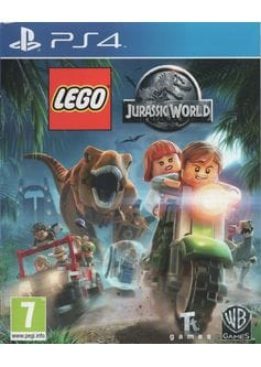 Игра LEGO Jurassic World (Мир Юрского периода) (PS4) (eng)