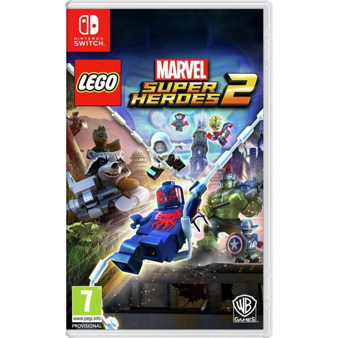 Игра LEGO Marvel Super Heroes 2 (Nintendo Switch) (rus sub)