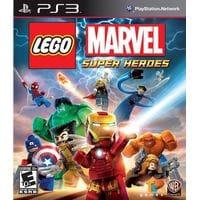 Игра LEGO Marvel Super Heroes (PS3) б/у (rus sub)