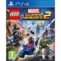 Игра LEGO Marvel Super Heroes 2 (LEGO Marvel Супергерои 2) (PS4) (rus sub)