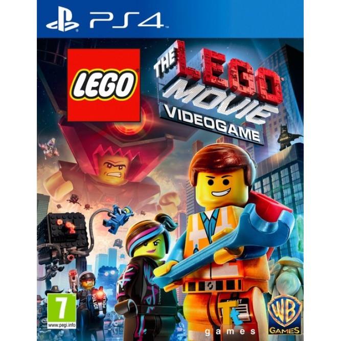 Игра The LEGO Movie Videogame (PS4)