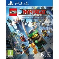 The LEGO Ninjago Movie Video Game (PS4) б/у (rus)