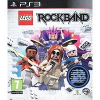 Игра LEGO Rock Band (PS3)