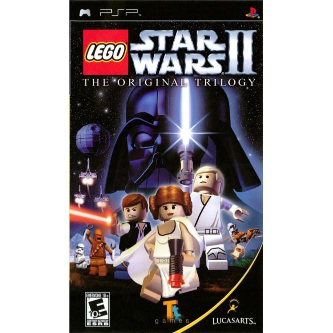 Игра LEGO Star Wars II : The Original Trilogy (PSP) б/у