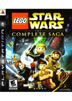Игра LEGO Star Wars: The Complete Saga (PS3) (eng)