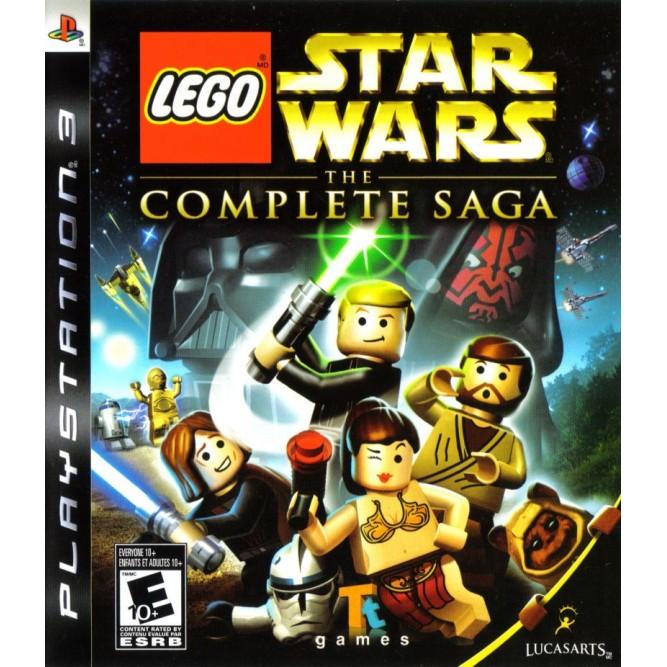 Игра LEGO Star Wars: The Complete Saga (PS3) б/у (eng)