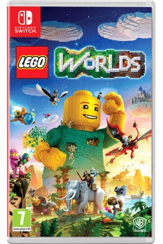 Игра LEGO Worlds (Nintendo Switch) б/у