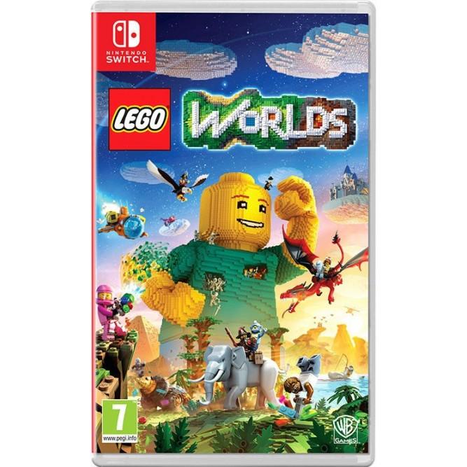 Игра LEGO Worlds (Nintendo Switch) б/у