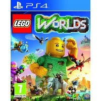 Игра LEGO Worlds (PS4) б/у