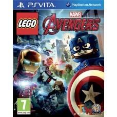 Игра LEGO Marvel's Avengers (LEGO Marvel Мстители) (PS Vita) б/у (rus sub)