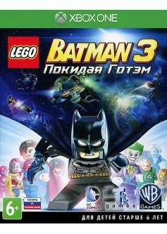 Игра Lego Batman 3: Покидая Готэм (Xbox One) (rus sub)