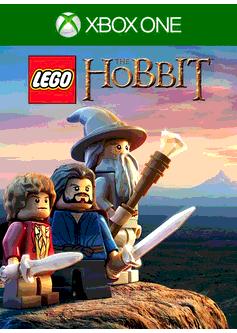 Игра Lego: The Hobbit (Xbox One) б\у