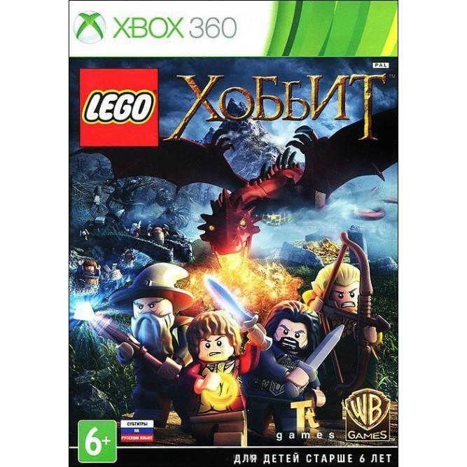 Игра LEGO Хоббит (Xbox 360) б/у (rus sub)