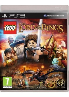 Игра LEGO The Lord Of The Rings (PS3)