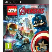 Игра Lego Marvel Avengers (PS3)