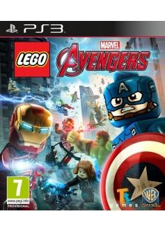 Игра Lego Marvel Avengers (PS3)
