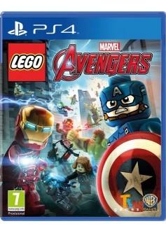 Игра LEGO Marvel Avengers (PS4) б/у