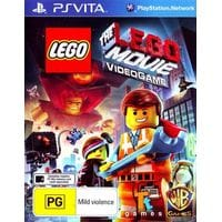 Игра The LEGO Movie Videogame (PS Vita)