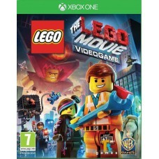 Игра The Lego Movie Videogame (Xbox One) б/у
