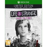 Игра Life is Strange: Before the Storm. Особое издание (Xbox One) (eng)