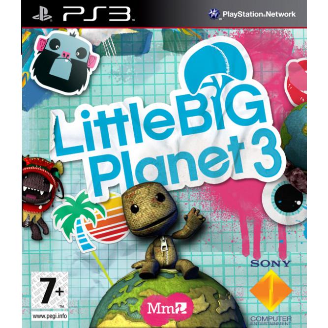 Игра Little Big Planet 3 (PS3) б/у