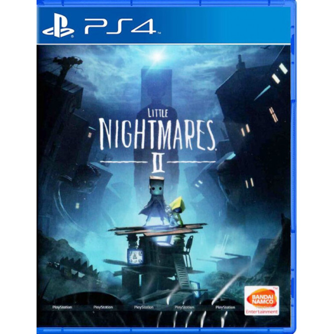 Игра Little Nightmares II (PS4) (rus sub) б/у