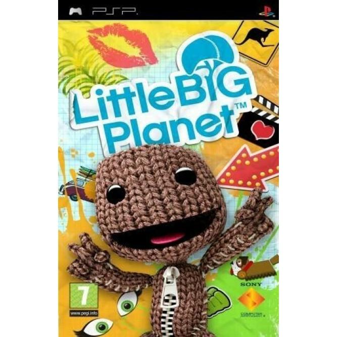 Игра Little Big Planet (PSP) б/у