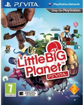 Игра Little Big Planet (PS Vita) б/у