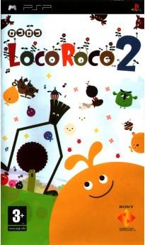 Игра LocoRoco 2 (PSP) б/у (eng)