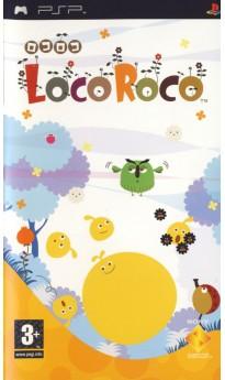 Игра LocoRoco (PSP) б/у