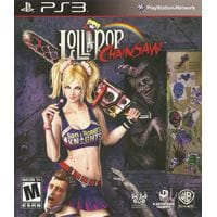 Игра Lollipop Chainsaw (PS3) б/у