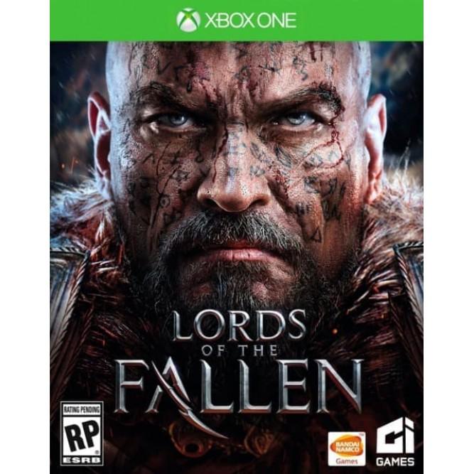 Игра Lords of the Fallen (Xbox One) б/у