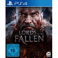 Игра Lords of the Fallen (PS4) б/у