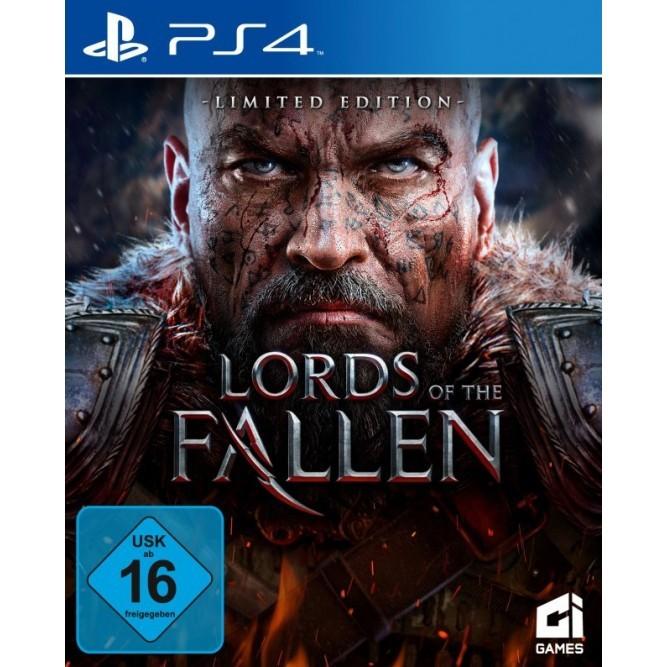 Игра Lords of the Fallen (PS4) б/у