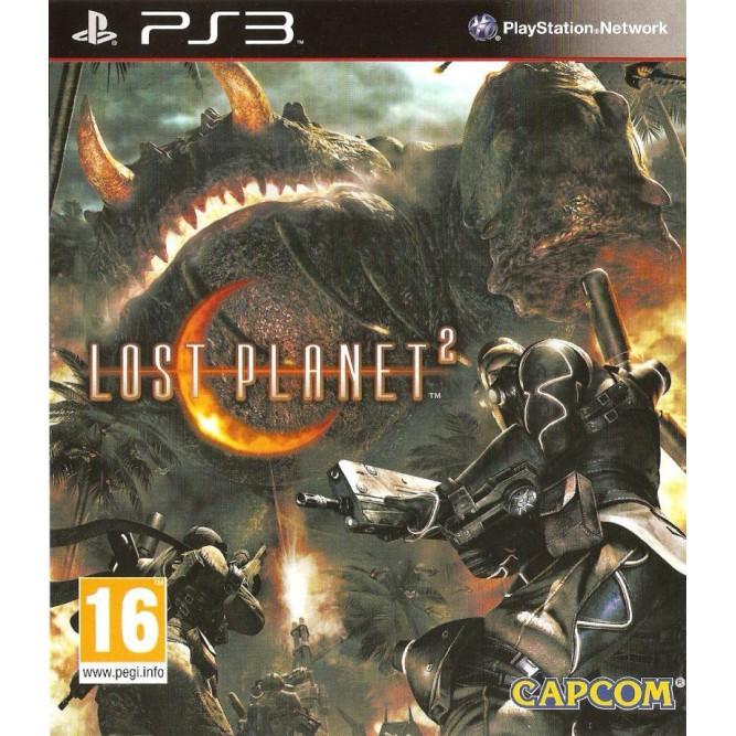 Игра Lost Planet 2 (PS3) б/у