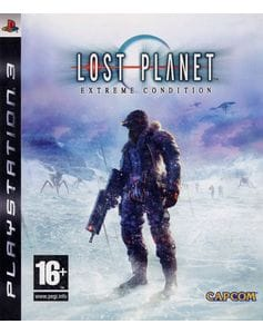 Игра Lost Planet: Extreme Condition (PS3) б/у (eng)