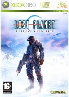 Игра Lost Planet: Extreme Condition (Xbox 360) б/у