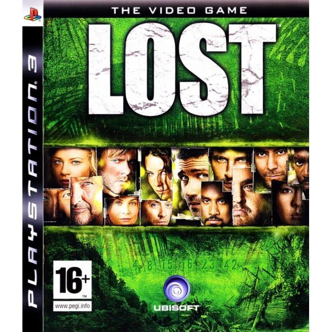 Игра Остаться в живых (Lost: The Game) (PS3) б/у (rus)