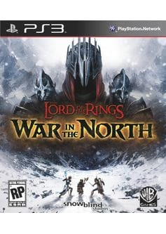 Игра The Lord of the Rings: War in the North (PS3) б/у