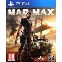 Игра Mad Max (PS4) б/у