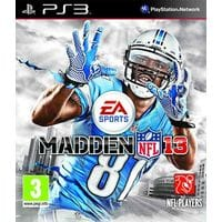 Игра Madden NFL 13 (PS3) б/у