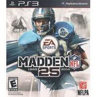 Игра Madden NFL 25 (PS3) б/у