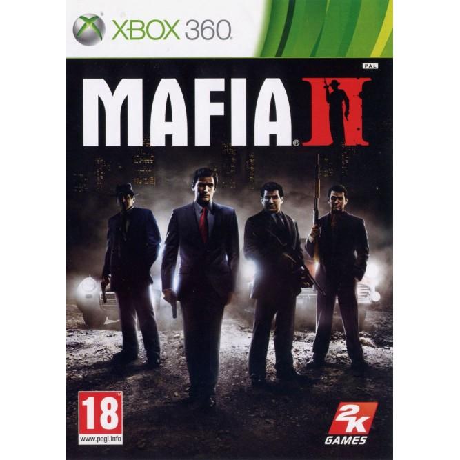 Игра Mafia II (Xbox 360) б/у