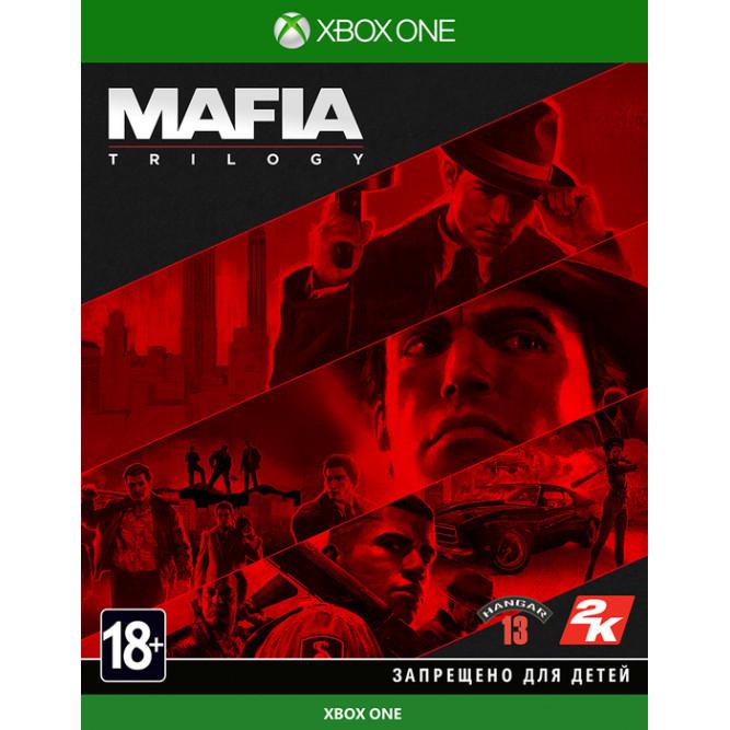 Игра Mafia: Trilogy (Xbox One) (rus sub) б/у